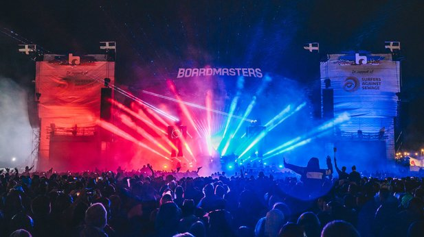 Cornwall's Boardmasters Festival has one of the best lineups