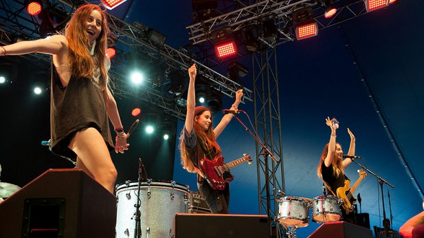 Haim are back: here's the new song