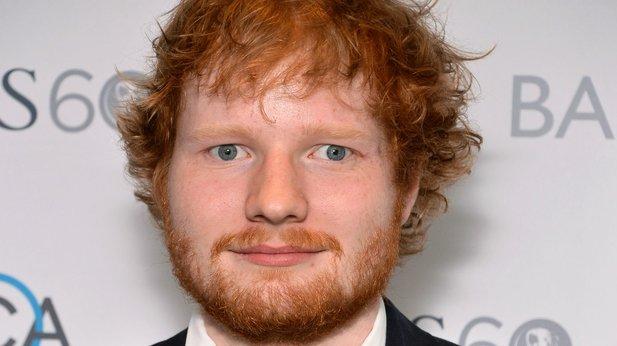 Ed Sheeran announces collaboration LP
