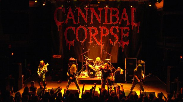 Cannibal Corpse guitarist in a shitload of trouble