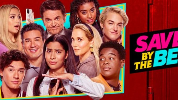 The Saved By The Bell reboot is self aware