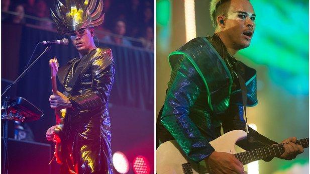 Empire of the Sun are at odds again