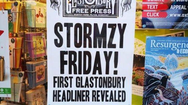 Stormzy confirmed as Glastonbury 2019 Headliner