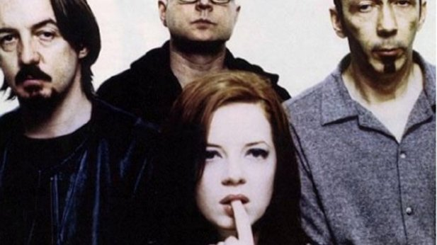 Garbage are mixing next album