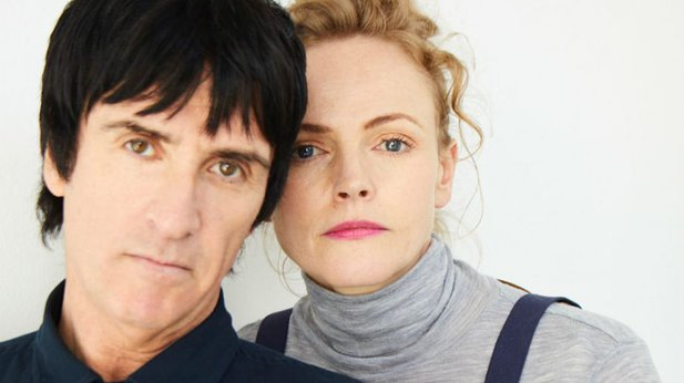 Johnny Marr and Maxine Peake have teamed up