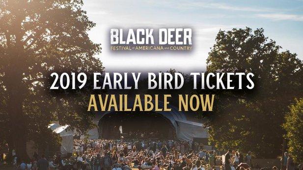Black Deer Festival Release More Tickets