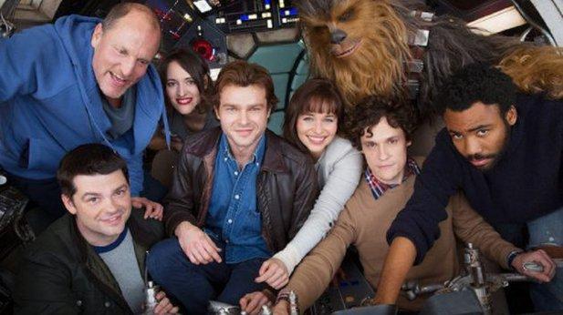 Han Solo wasn't originally called Han Solo? Thanks Disney