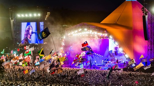 Glastonbury might have to limit the amount of booze people can bring