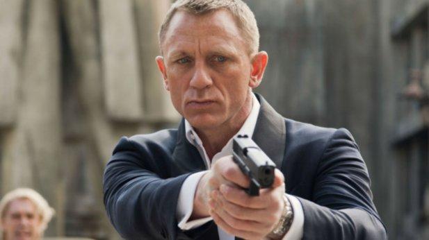 Daniel Craig will be Bond again