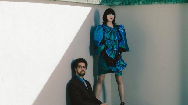 Here's the new Karen O and Danger Mouse Collab