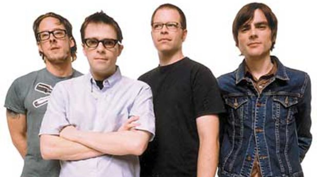 Weezer: Foo Fighters our are friendly bitter rivals