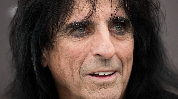 Alice Cooper may or may not have a death pact with his wife