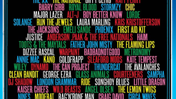 Glastonbury's Pyramid Stage opener is amazing