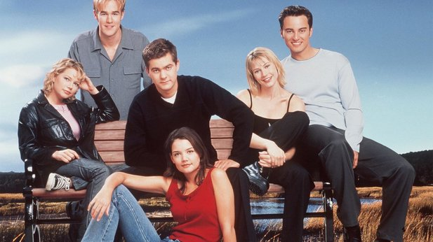 Dawsons Creek comes to Netflix without its theme song