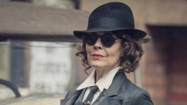 RIP Helen McCrory who dies after secret cancer diagnosis